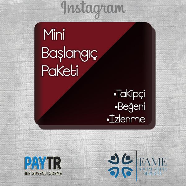 Instagram Takipçi Paketi
